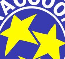 S.T.A.R.S. v2 Sticker