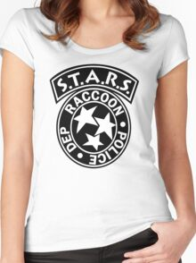 S.T.A.R.S. v3 Women's Fitted Scoop T-Shirt