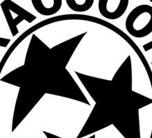 S.T.A.R.S. v4 Sticker