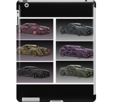 Concept cars iPad Case/Skin