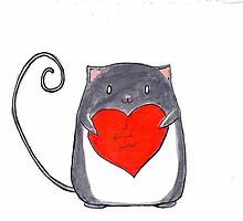 Love Cat by Pebblespictures
