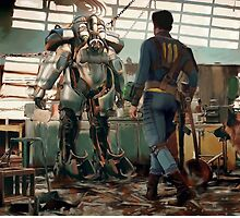 Fallout 4 - Discover by Liam  Golden
