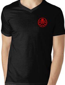 hydra Mens V-Neck T-Shirt