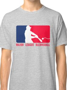 Major League Blernsball (MLB / Futurama parody) Classic T-Shirt
