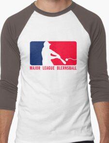 Major League Blernsball (MLB / Futurama parody) Men's Baseball ¾ T-Shirt