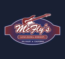 McFly's Guitar Workshop by PaulRoberts