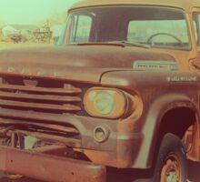 Dodge Truck  Sticker