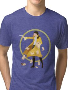 The World is Wide Enough Tri-blend T-Shirt