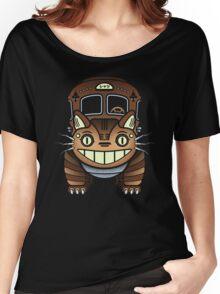 NEKO-BOT Women's Relaxed Fit T-Shirt