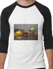 Lincoln Motel Reception  Men's Baseball ¾ T-Shirt