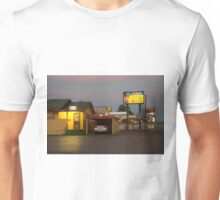 Lincoln Motel Reception  Unisex T-Shirt