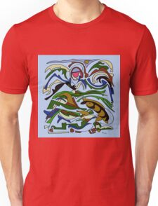 The sign of the Fish Unisex T-Shirt