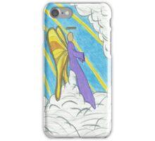Resting Angel iPhone Case/Skin