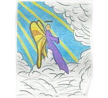 Resting Angel Poster