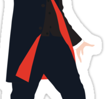 12th Doctor Peter Capaldi Sticker