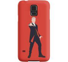 12th Doctor Peter Capaldi Samsung Galaxy Case/Skin
