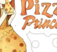 Pizza Princess - Adventure Time Style  Sticker