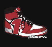 Jordan 1's by themarvdesigns