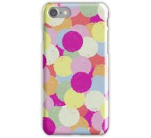 Trendy Circles iPhone Case/Skin