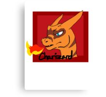 Clone Charizard Canvas Print