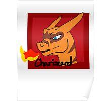 Clone Charizard Poster