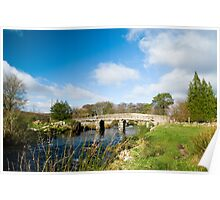 Postbridge Clapper Bridge Poster