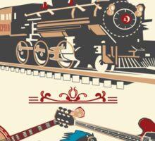 Railroad Revival Tour 2012 Sticker
