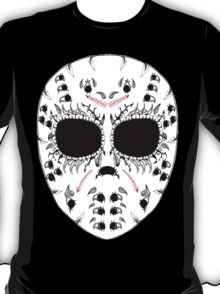 Viernes The 13Th Sugar Skull T-Shirt