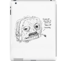 Ham On Rye iPad Case/Skin
