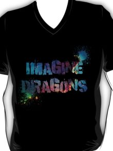Imagine Dragons Splatter T-Shirt