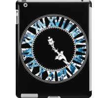 Final Fantasy - Final Hour (blue) iPad Case/Skin