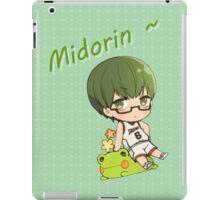 Chibi Midorin ~ iPad Case/Skin
