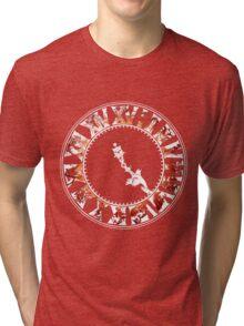 Final Fantasy - Final Hours (red) Tri-blend T-Shirt