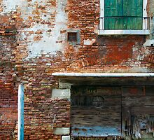 Venice Wall Composition by Jono Hewitt