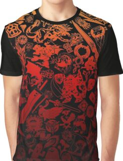 Final Fantasy Moogle-verse (red) Graphic T-Shirt