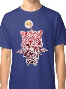 Final Fantasy Moogle-verse (red) Classic T-Shirt