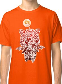 Final Fantasy Moogle-verse (red) Classic T-Shirt