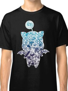 Final Fantasy Moogle-verse (blue) Classic T-Shirt