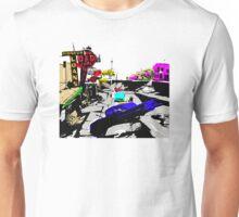 4TH AVENUE 64 QUAKE POP ART Unisex T-Shirt