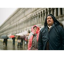 St Mark's Stares Photographic Print