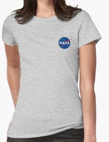 space yo Womens Fitted T-Shirt