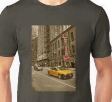 Chicago Taxi  Unisex T-Shirt
