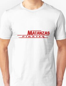 Matanzas Pirates Red T-Shirt