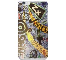 Scribbelz iPhone & iPad art iPhone Case/Skin