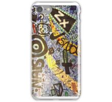 Scribbelz iPhone & iPad art iPhone Case/Skin