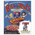 Bill & Ted's Excellent Cereal by martelski