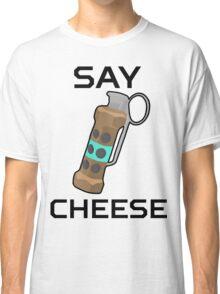 CSGO Flashbang Say Cheese Classic T-Shirt