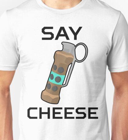 CSGO Flashbang Say Cheese Unisex T-Shirt