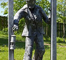 Craghead Mining Memorial by Graeme  Hunt
