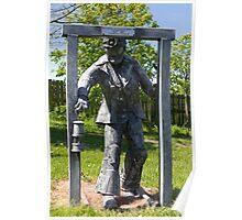 Craghead Mining Memorial Poster